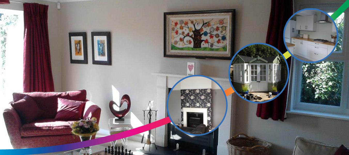 Painter decorator kings lynn norfolk splash of colour - Quality exterior paint design ...